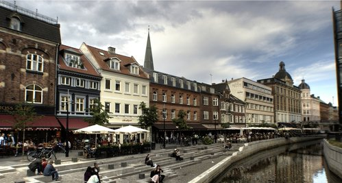 Kontor til leje i Aarhus City