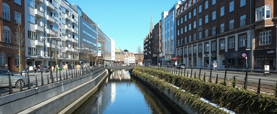 Nordhavnen og City