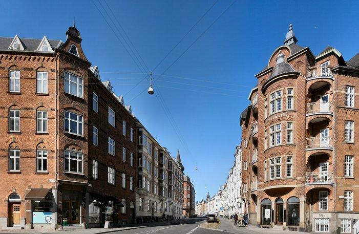 Kontor til leje på Vesterbro, Øgadekvarteret og Trøjborg